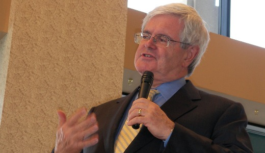 Gingrich youth poll test proposal draws fire