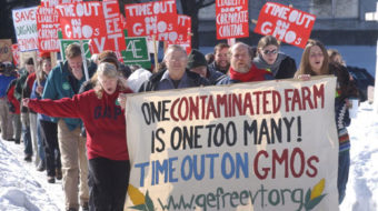 "Five million farmers sue Monsanto for ""taxing production"""