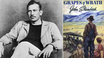 "Today in history: John Steinbeck's ""Grapes of Wrath"" is published"