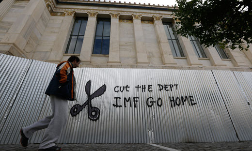 Syriza and the Greek earthquake: a deeper look