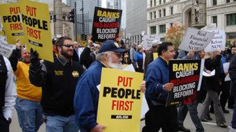 CFL leader says: Tax big banks to create good jobs