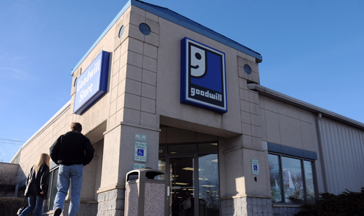 Goodwill's disabled workers join the fight for a living wage