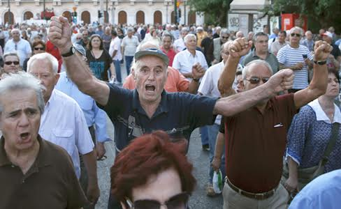 Greek nation to vote on austerity