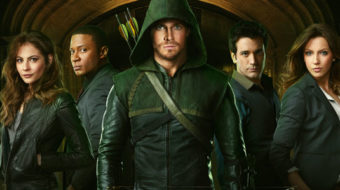 """Arrow"" takes aim at wealthy elite"