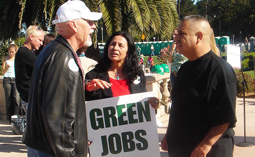 Jobs and sustainable future threatened by California's Prop. 23