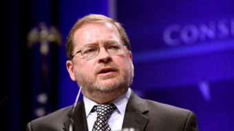 Grover Norquist's false twist to anti-union rhetoric