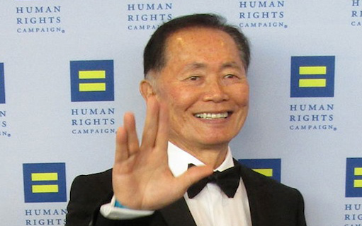"""To Be Takei"": Love, diversity, and Star Trek"