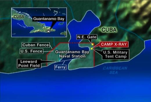 Let's give Guantanamo Bay back to Cuba
