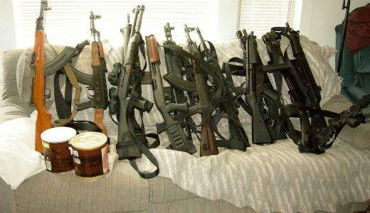 Republicans push guns on campuses