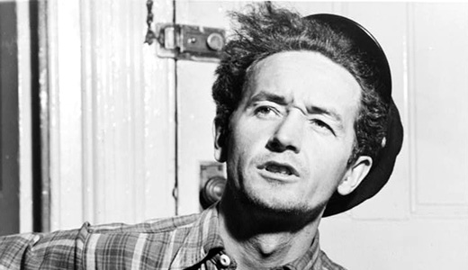 Ode to a labor troubadour: Woody Guthrie