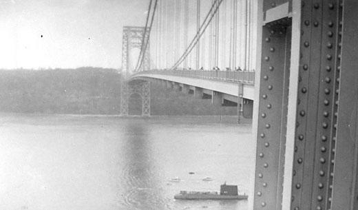 Today in labor history: George Washington bridge opened