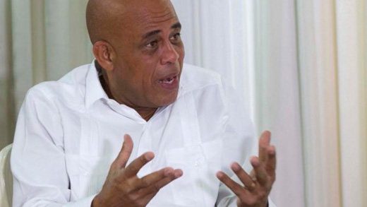 Haiti: President Martelly steps down, interim government formed