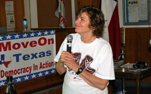 Texas MoveOn takes aim at ALEC