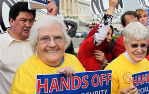 Campaign to save Social Security, Medicare from budget-cutters