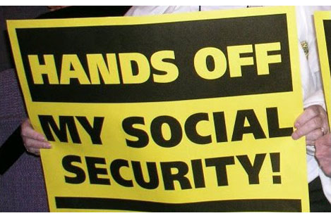Social Security workers launch campaign vs. budget cuts