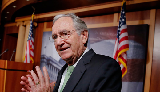 Sen. Harkin closes career with demand that lawmakers give workers 'opportunity'