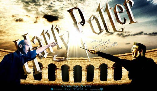 Harry Potter and the tide of history