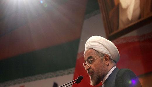 Iranian gesture causes cautious optimism