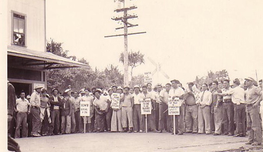 Today in labor history: Hawaii longshoremen strike
