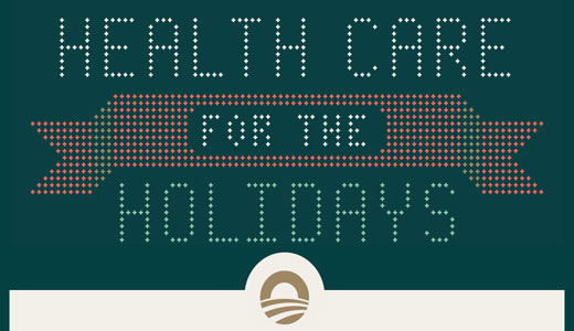 A timely campaign: Health Care for the Holidays