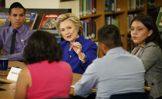 Machinists endorse Clinton