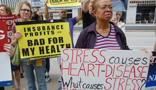 """Health care ruling is """"judicial activism on steroids"""""""