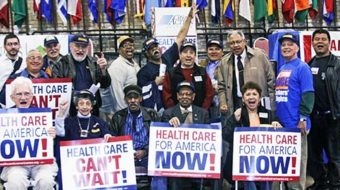 Retirees fight for young workers
