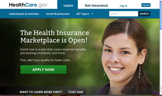 Health insurance markets open to surge of new customers