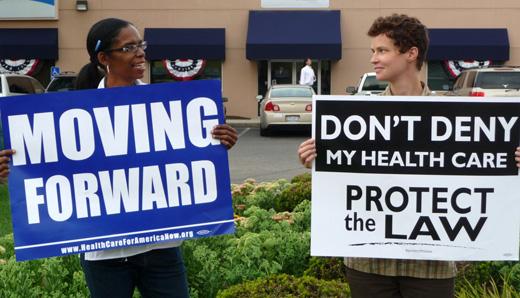 Scandal, smandal, sign me up for Obamacare!