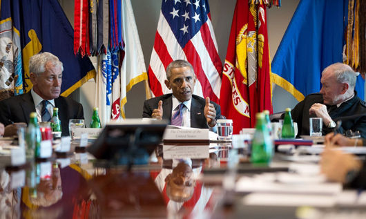 Foreign policy intrigue: Why Obama got rid of Chuck Hagel