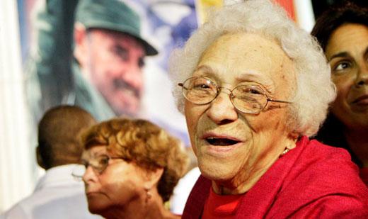 Melba Hernandez, 93; leader of the Cuban Revolution