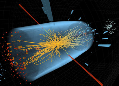 "For cost of 1 month of Iraq War, ""God particle"" could have been U.S. triumph"