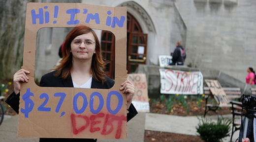 Labor launches hotline for millions buried under student debt
