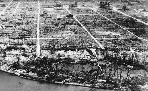 Message from Hiroshima: Abolish nuclear weapons