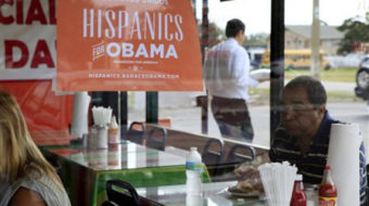 Latinos: integral to the winning electoral coalition