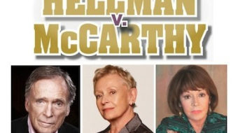 "West Coast premiere of ""Hellman v. McCarthy"""
