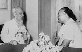 Today in history: Vietnam leader Ho Chi Minh is born, 1890