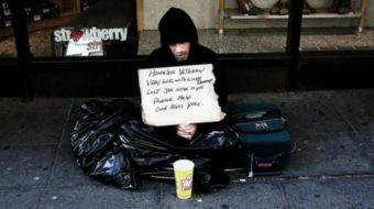 Reader voices: A suggestion on homeless veterans