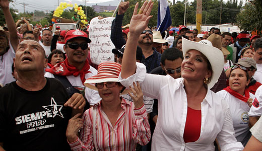 AFL-CIO tackles rights violations in Honduras