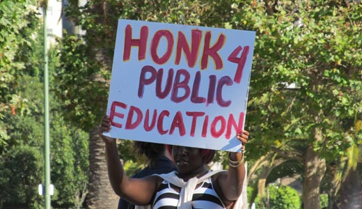 Calif. ballot measure would fund public education