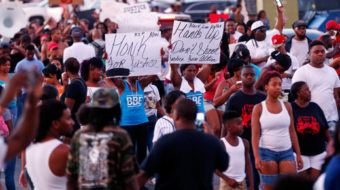 Alton Sterling, Black father of five, killed for selling CDs