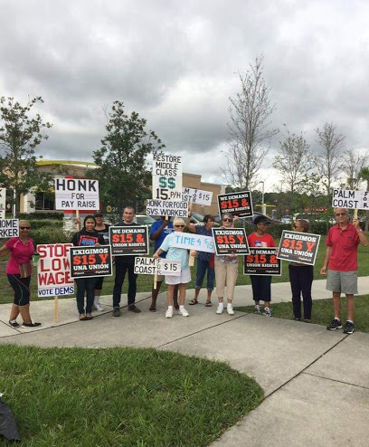 Fight for $15 comes to Palm Coast, Florida