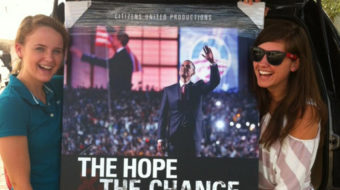 Citizens United pays to air anti-Obama film