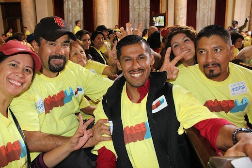 A win for hotel workers is a win for all workers!