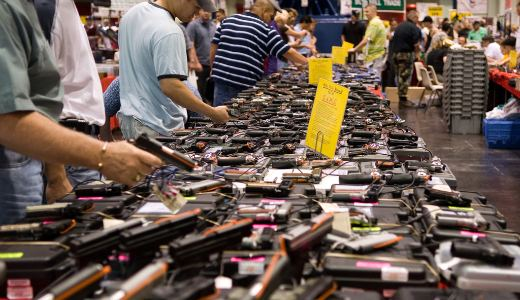 Push to regulate firearms gains steam