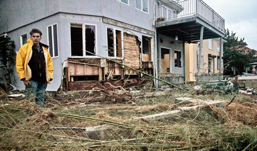 Insurance companies getting FEMA to pay their post-Sandy bills