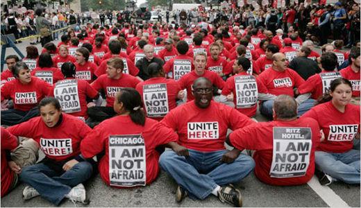 Global boycott of Hyatt hotels underway