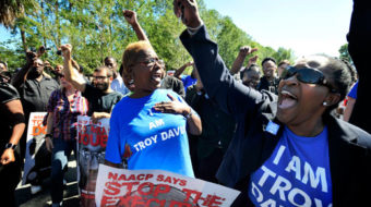 Troy Davis is laid to rest