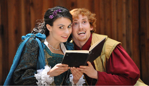 """""""Taming of the Shrew"""" brings to life classic, troubling play"""
