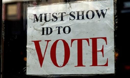 Voter ID laws tossing hundreds of thousands off rolls
